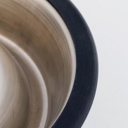 gamelle Ecuelle en acier inox 1.75 l Accessoire alimentaire Trixie TR-24859