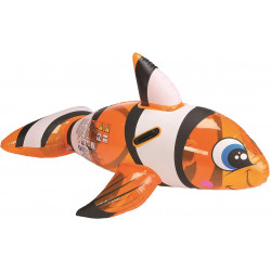 Bestway Poisson clown gonflable. FLU-41088 Jeux d'eau