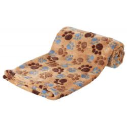 Trixie Beige Laslo Dog Blanket. 150 x 100 cm. couverture chien