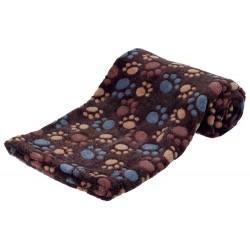 Trixie TR-37206 Dark brown blanket LASLO. for dog. 150 x 100 cm. Dodo