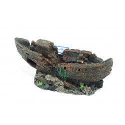 Trixie épave 24 cm décoration poisson TR-8976 Décoration et autre
