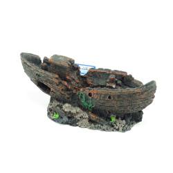Trixie Wrack 24 cm Fischdekoration TR-8976 Dekoration und Sonstiges