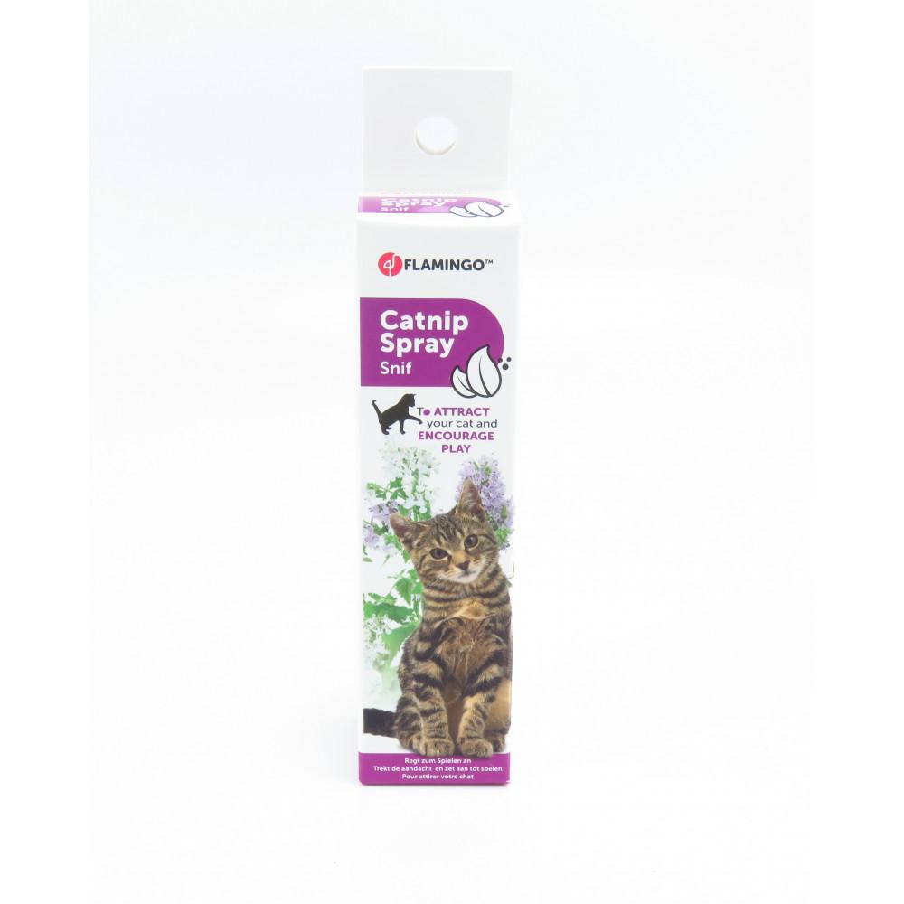 Flamingo Catnip spray 25 ml pour votre chat. FL-503760 Jeux
