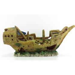 Trixie Schiffswrack 36 cm TR-87881 Dekoration und Sonstiges