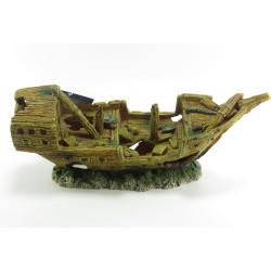 Trixie Épave bateau 36 cm TR-87881 Décoration et autre