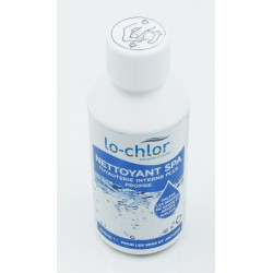 lo-chlor SC-LCC-500-0525-01 SPA Cleaner Concentrated Formula - 250 ml SPA
