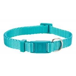 Trixie Collare per gatti di qualità superiore. Colore turchese. TR-41743 collier laisse cage