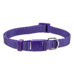 Trixie Collare per gatti di qualità superiore. Colore Viola. TR-41744 collier laisse cage