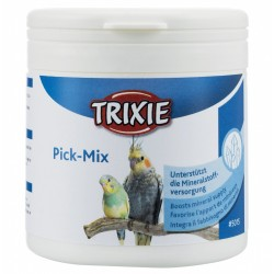 Trixie Promotes mineral intake for birds Pick-Mix 140 gr Food and drink
