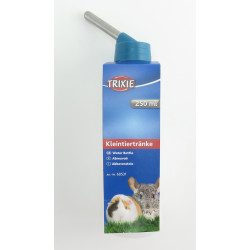 Trixie TR-6053 250 ML plastic feeding bottles with metal holder. for guinea pigs. random colours. Bowls, distributors