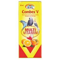 jus multivitaminé Combex V pour oiseaux 30 ml Nourriture Trixie TR-50651