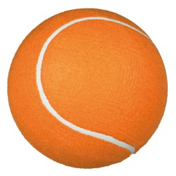 Trixie TR-34782 Tennis ball shape Tennis ball, size XXL 22 cm Jeux