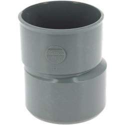 Nicoll ø110/100 mm, External eccentric reduction mf PVC drainage connection