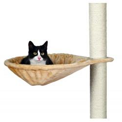 Trixie ø 45 cm Morbido nido XL per la sostituzione dell'albero del gatto TR-43981 Servizio post-vendita Cat tree