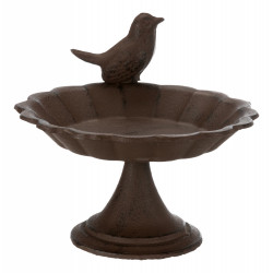 Trixie TR-55500 Cast iron bird trough/feeder or bathtub Feeding troughs, watering troughs