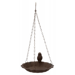 Trixie TR-55502 Cast iron bird trough/feeder or bathtub to be suspended Feeding troughs, watering troughs