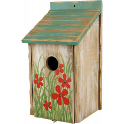 Trixie TR-55850 Wooden nesting box 15 x 28 cm Cages, aviaries, nest boxes