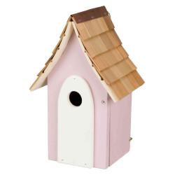 Trixie scatola di legno per il nido 18 x 30 x 15 cm TR-55855 Gabbie, voliere, cassette nido