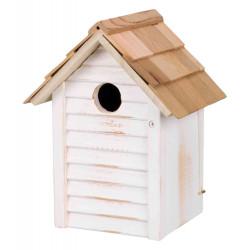 TR-55857 Trixie caja de nidos de madera 18 x 24 x 15 cm Jaulas, pajareras, nidos