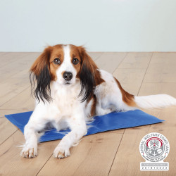Trixie Cooling mat. size M. 50 x 40 cm. for dogs. Tapis rafraichissant