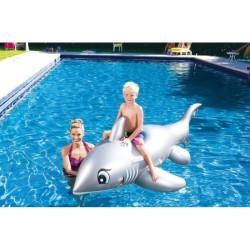 Jardiboutique Bouée forme requin pour piscine SC-PLG-900-0216 Jeux d'eau