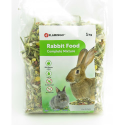 Flamingo FL-201662 1 kg of Rabbit Seed Mix. Food and drink
