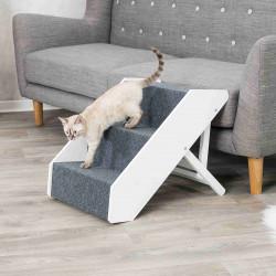 TR-39488 Trixie Escaleras para perros y gatos. Seguridad de los perros