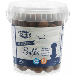 Trixie TR-31865 Salmon ball snack for dogs. BE NORDIC . 500 g Nourriture