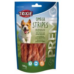 Trixie Friandise au poulet. pour chien. sachet de 100 gr - OMEGA Stripes TR-31536 Friandise chien
