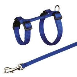 Trixie TR-6261 harness and leash for guinea pigs, random color. Collars, leashes, harnesses
