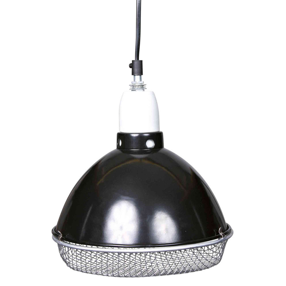 Trixie TR-76071 Lampe reflecteur à pince avec la grille de sécurité 250 w lighting