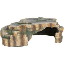 Trixie Grotte pour reptile 24 x 8 x 17 cm TR-76211 Décoration et autre