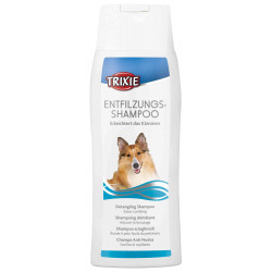 Trixie Shampoo districante per cani a pelo lungo. 250 ML. TR-2921 Shampoo
