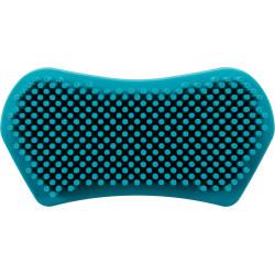TR-24163 Trixie Cepillo de masaje para perros. 6 x 12 cm x 2,5 cm Cuidados e higiene