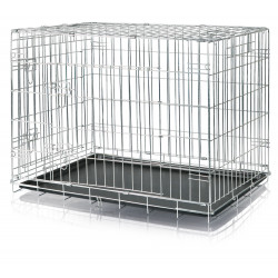 Trixie Cage 93 x 69 x 62 cm. pour chien. en métal. Home Kennel. TR-3924 Cage de transport