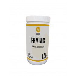 Gamme blanche  PH MINUS 1.5KG CWR-500-0018 Behandlungsprodukt