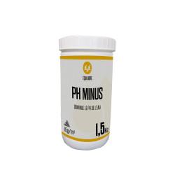 Gamme blanche  PH moins 1.5 kg CWR-500-0018 Produit de traitement