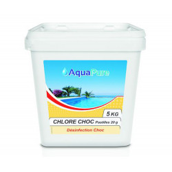 Jardiboutique CHLORINE SHOCK COMPRESSES 20G - 5KG Treatment product