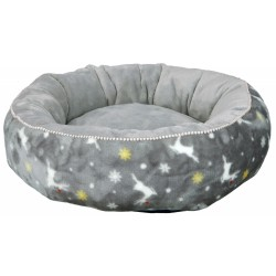 Trixie TR-92487 Rudolf bed ø 50 cm for dogs and cats Dodo