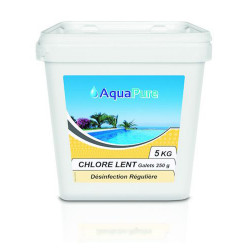 Calhau de cloro lento 250 g - 5kg BP-51438752 Produto de tratamento