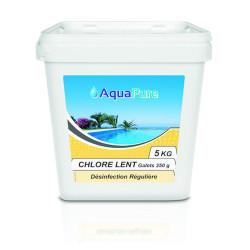 Jardiboutique Ciottolo di cloro lento 250 g - 5kg BP-51438752 Prodotto di trattamento
