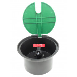 Jardiboutique Chiusino con valvola antigelo ø 20 cm REG-001 innaffiatura