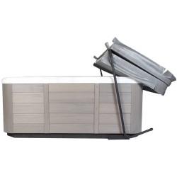 SC-CVV-850-0004 Générique  Levantador de la cubierta de Rock IT, Grey para el Spa Accesorio de Spa