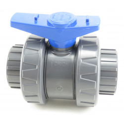Interplast S322032U1 Pvc valve ø 32 mm PN 16 (model 2020) Valve