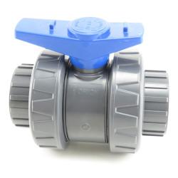 S322032U1  Válvula de PVC de ø 32 mm PN 16 (modelo 2020) Recepción
