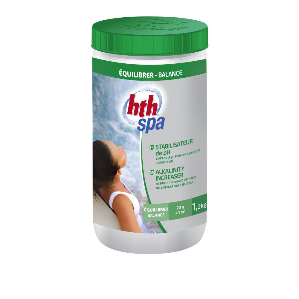 SC-AWC-500-6572 HTH Estabilizador de pH 1,2 kg - HTH Spa SPA
