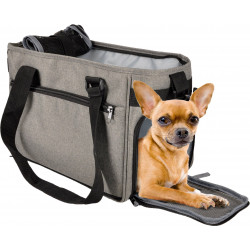 Flamingo Pet Products ZOFIA carrying bag. size: 40 x 20 x 24 cm. for small dogs or cats. transport bags