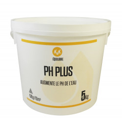 Gamme Blanche PH plus 5 kg bucket - pool treatment Treatment product