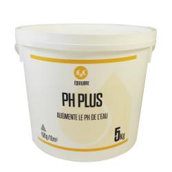 Gamme Blanche PH plus seau de 5 kg - traitement piscine Produit de traitement