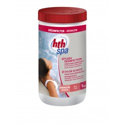 HTH Flash désinfection - 1 kg - hth Produit de traitement